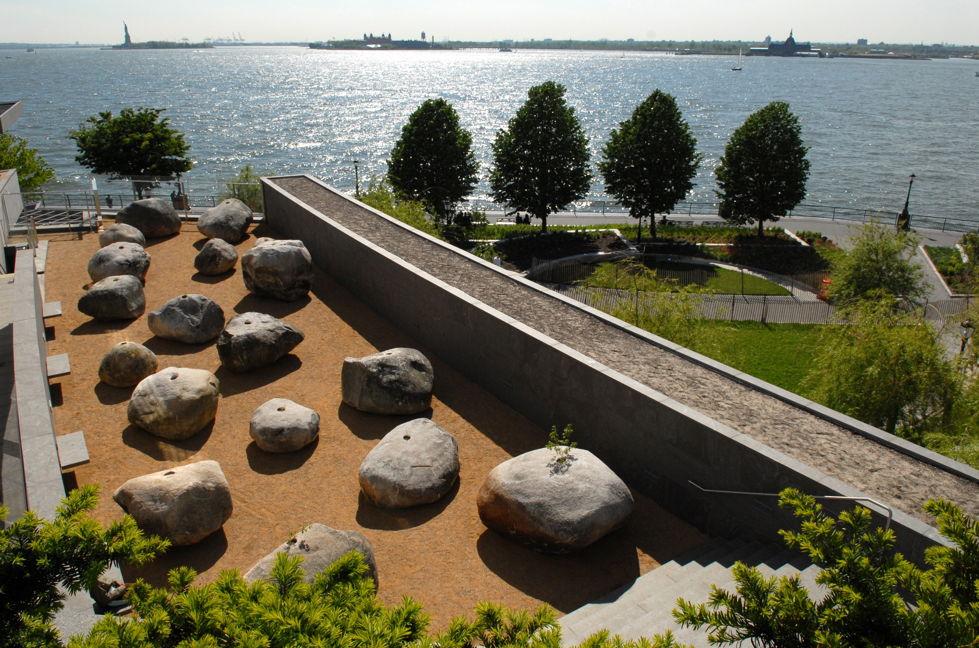 High Quality Garden Of Stones Memorial, 2006