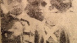 The only known photograph of Dawid Rubinowicz.