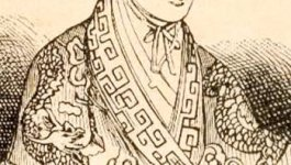 Hong Xiuquan, leader of the Taiping rebellion