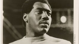 photo from Volt Records of Otis Redding