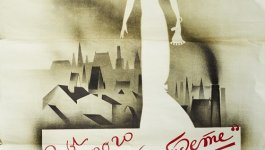 Poster for the 1945 world premiere of An Inspector Calls.