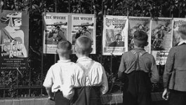 visual essay the impact of propaganda  facing history and ourselves exploring nazi propaganda and the hitler youth movement