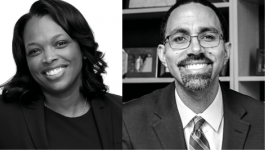 Dr. John B. King and Dr. Janice K. Jackson