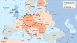 The Growth Of Nazi Germany Facing History And Ourselves - Map of europe ww2