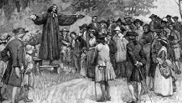 religious freedom in american colonies American history series: how a desire for religious freedom or land, or both, led to colonies.
