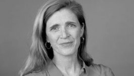 Professional Headshot of Ambassador Samantha Power