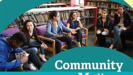 Cover of Community Matters Advisory curriculum