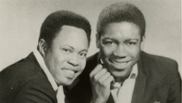 Singing Duo Sam and Dave portrait