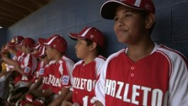Hazleton Pennsylvania Little League baseball players American Creed Film still