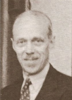 Photograph of George Fitch, american Protestant missionary in China.