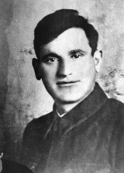 Portrait of partisan Aseal Bielski.