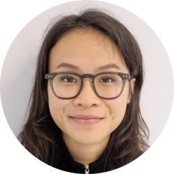 Emma Yuen, Development Administrator for Facing History and Ourselves UK.