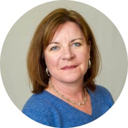 Facing History's Chief Operating Officer Anne-Marie Fitzgerald