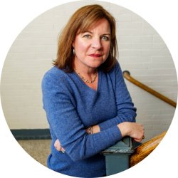 Facing History and Ourselves' Chief Operating Officer Anne-Marie Fitzgerald