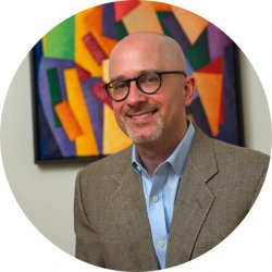 Facing History and Ourselves' Chief Development Officer Jeremy Cramer