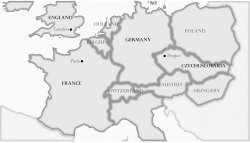 Map of Europe in World War II | Facing History and Ourselves