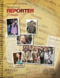 The cover of the Reporter Study Guide.