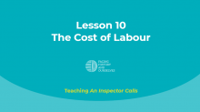 The Cost of Labour