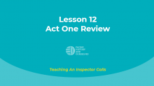 Act One Review