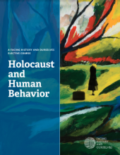 Holocaust and Human Behavior: A Facing History and Ourselves Elective Course