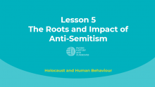 The Roots and Impact of Antisemitism (UK)