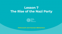 The Rise of the Nazi Party (UK)
