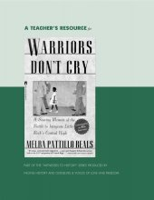 Warriors Don't Cry Study Guide