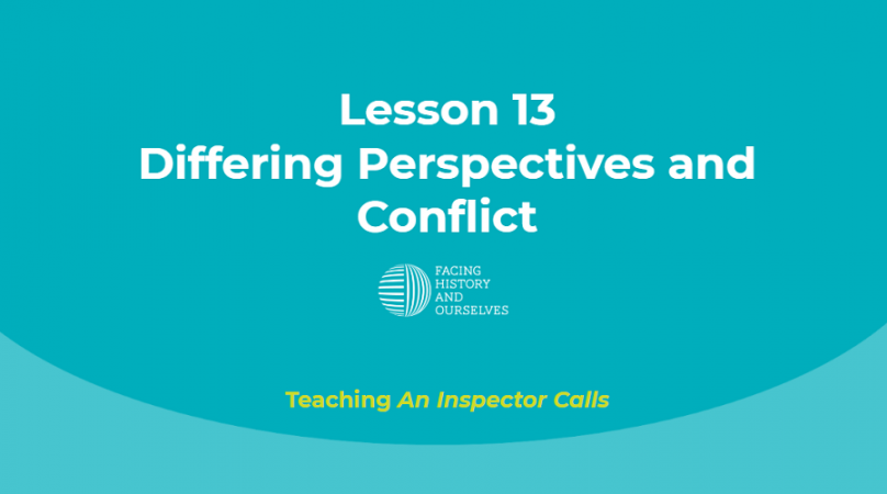 Differing Perspectives and Conflict