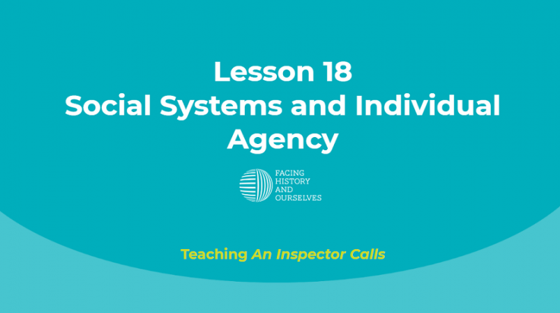 Social Systems and Individual Agency
