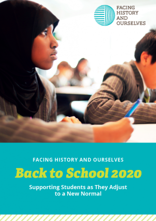 Back to School 2020: Supporting Students as They Adjust to a New Normal