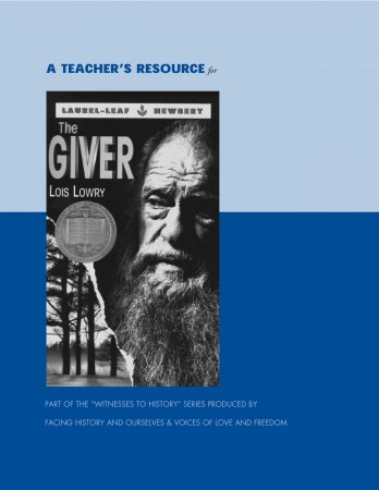 The Giver Study Guide