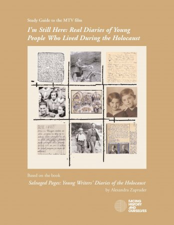 I'm Still Here: Real Diaries of Young People During the Holocaust (Salvaged Pages) Study Guide
