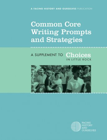 Common Core Writing Prompts and Strategies: Choices in Little Rock ...