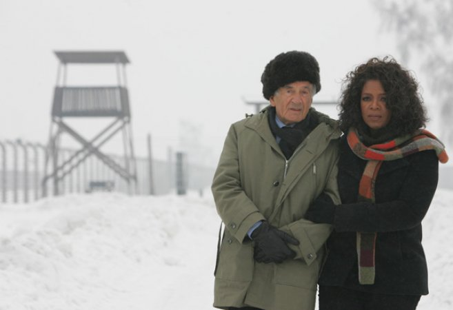 Auschwitz Death Camp Oprah Elie Wiesel Facing History And Ourselves