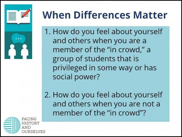 When Differences Matter
